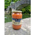 Soupe de poisson au piment d'Espelette - Pays Basque