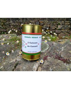Cuisses de canard confites – 2 cuisses - Pays Basque