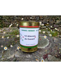 Ailerons de canard confits - Produits Pays Basque