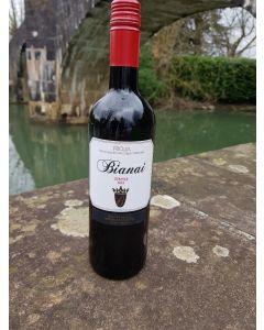 Vin rouge RIOJA  BIANAI 75Cl - 13°