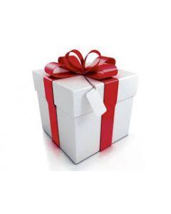 carte cadeau Noel 45€