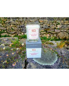 Bougie Parfumée Côte des Basques Biarritz -  Fabriquée au Pays Basque