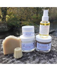 coffret soins N° 3 produits naturels Etxean Egina - Pays Basque