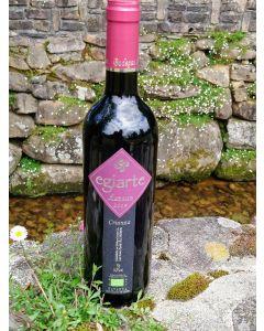 Vin rouge crianza biologique et écologique – D.O. Navarra EGIARTE - Pays Basque