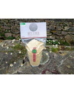 Farine complète de maïs rouge Basque (variété ancienne) sans gluten