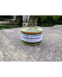 Grattons de canard au piment d'Espelette - Pays Basque