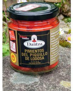 Piquillos de Lodosa (poivrons rouges) Pays Basque