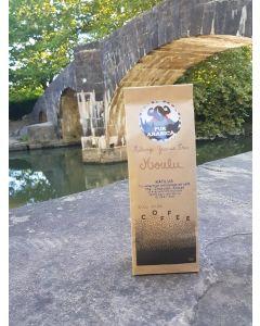 Café moulu  ARABICA Grands Crus  torréfié au Pays Basque