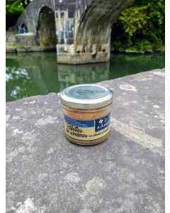 Rillettes de sardines au piment d'Espelette - Pays Basque