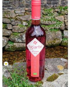 Vin rosé biologique et écologique de Navarre - Pays Basque