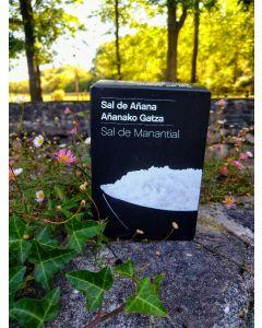 Le sel minéral d'Añana écologique Pays Basque