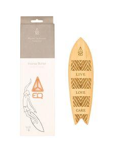 Porte encens Planche de Surf - Fabriquée au Pays Basque