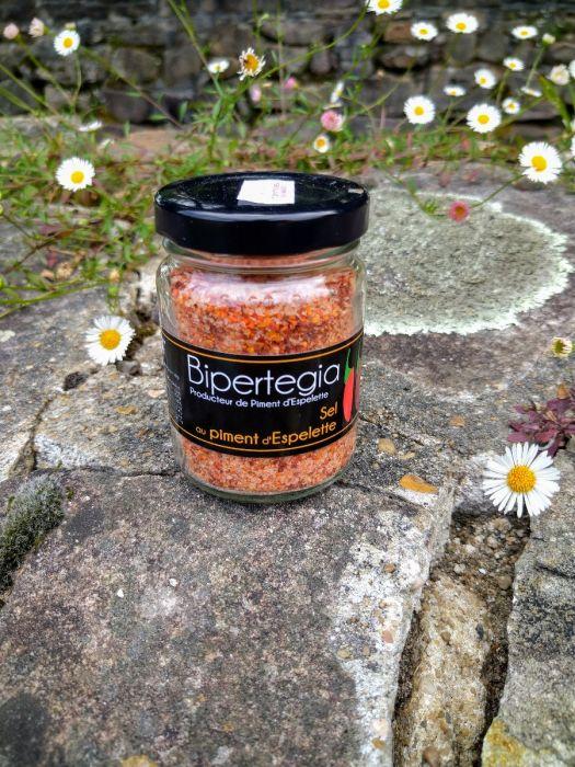 Le Sel au Piment d'Espelette   Un Condiment 100% Basque